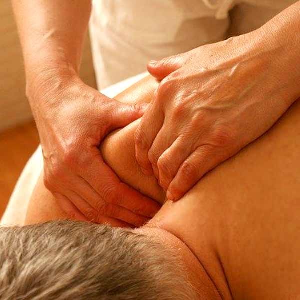 Deep Tissue Massage Gutschein Berlin
