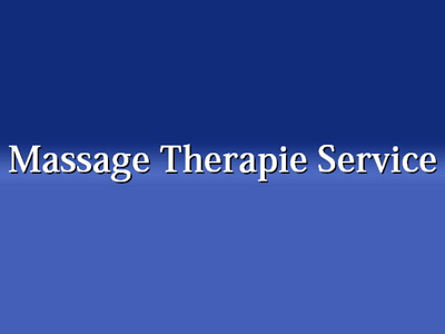 Massage Therapie Service
